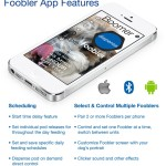 They are even developing a bluetooth enabled Foobler with an accompanying app that has these features