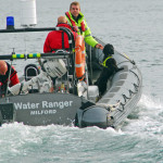 B.W.Y. trains dogs for maritime searches as well as ground.