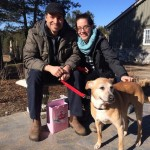 Foxy found her happy ending!
