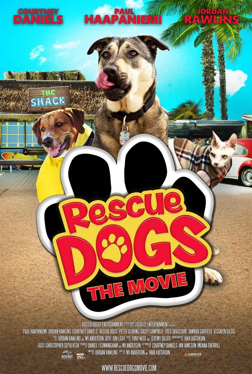 Rescue Dogs The Movie Trailer Poster