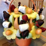"""No one want's to see your edible arrangement."""