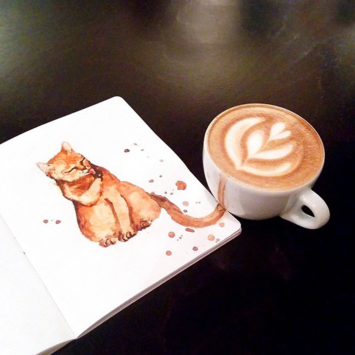 coffee-paintings-cats-elena-efremova-8
