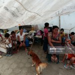 Ecuador earthquake shelter