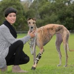 Greyhound racing protests