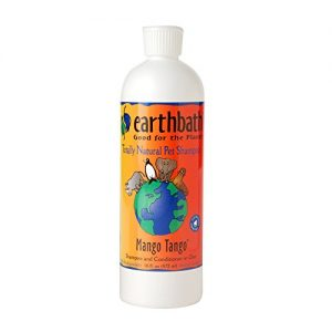 Earthbath All Natural Mango Tango Shampoo and Conditioner