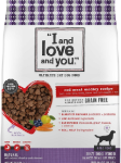 I and Love and You Nude Food Red Meat Medley Grain-Free Dry Dog Food