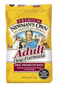 Newman's Own Adult Formula Dry Dog Food